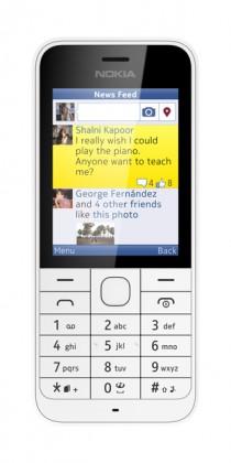 Základný telefón Nokia 220 Dual SIM White