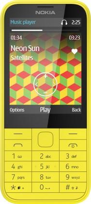Základný telefón Nokia 225 Dual SIM Yellow
