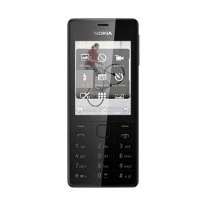 Základný telefón Nokia 515 (Dual SIM) Black