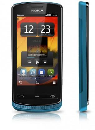 Základný telefón  Nokia 700 Blue