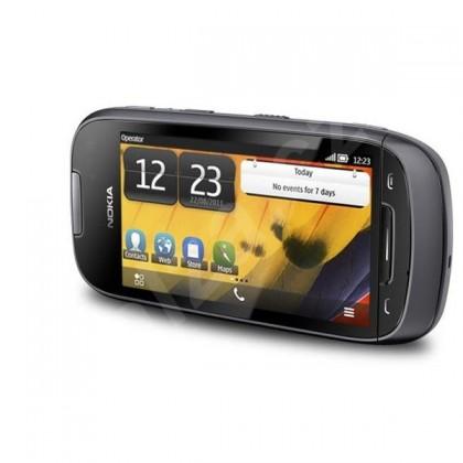 Základný telefón  Nokia 701 Dark Steel