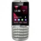 Základný telefón Nokia Asha 300 White Silver ROZBALENO