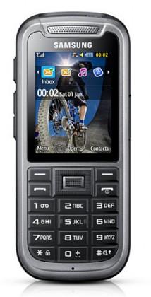 Základný telefón Samsung C3350 Xcover, šedý
