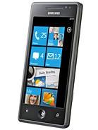 Základný telefón Samsung Omnia 7 (i8700), čierny