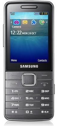 Základný telefón Samsung (S5611), strieborný