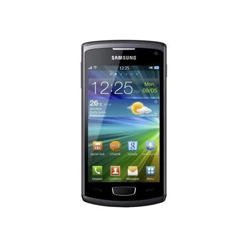 Základný telefón Samsung Wave III (S8600), čierny