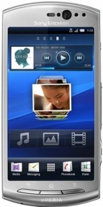 Základný telefón  Sony Ericsson Xperia Neo V Silver