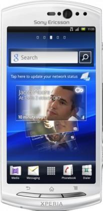 Základný telefón  Sony Ericsson Xperia Neo V White