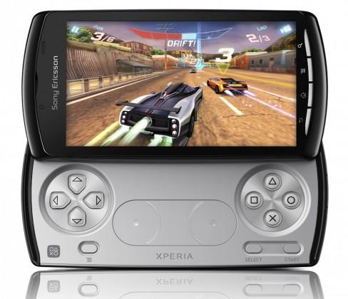 Základný telefón  Sony Ericsson Xperia Play Black