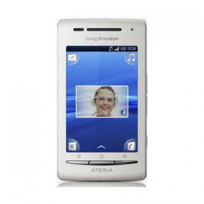 Základný telefón  Sony Ericsson Xperia X8 Dark blue/Silver