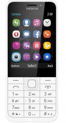 Základný telefón Tlačidlový telefón Nokia 230 Dual SIM, biela