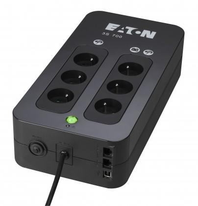 Záložné zdroje EATON UPS 3S700FR, 700VA, 290V, 1/1 fáze