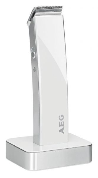 Zastrihávač AEG HSM/R 5638 bílý ROZBALENO