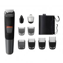 Zastrihávač fúzov a vlasov Multigroom Series 5000 MG5740/15,12v1