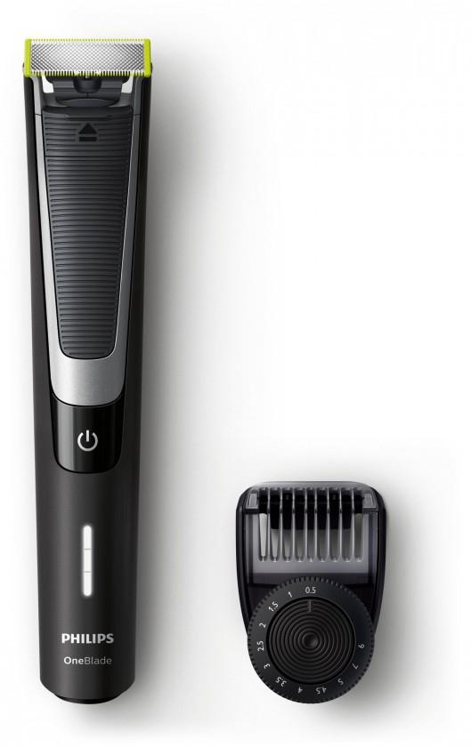 Zastrihávače fúzov Zastrihávač fúzov Philips OneBlade QP6510 / 20