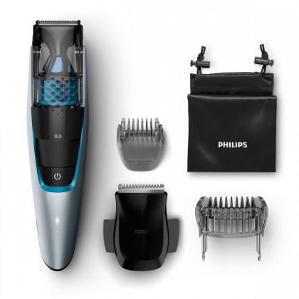 Zastrihávače fúzov Zastrihávač fúzov Philips Series 7000 BT7210 / 15, vysávanie