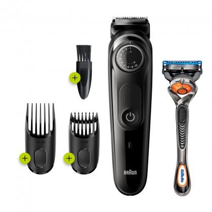 Zastrihávače vlasov Zastrihávač fúzov Braun BT 5242