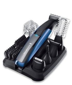 Zastrihávače vlasov Zastrihávač fúzov Remington PG6160 Groom Kit Lithium, 5v1