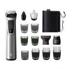 Zastřihovač vousů a vlasů Multigroom Series 7000 MG7720/15, 14v1