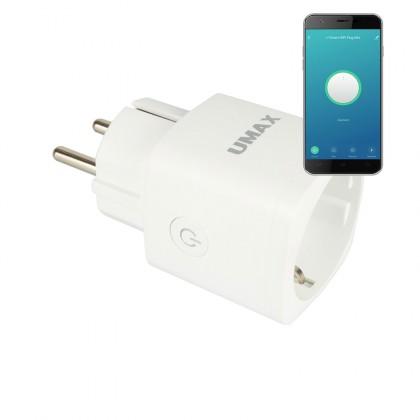 Zásuvky, rozdvojky Chytrá Wi-Fi zásvka U-Smart Wifi Plug Mini UMAX
