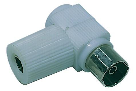 Zásuvky, rozdvojky  Konektor IEC A224F