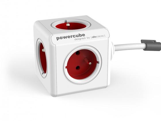 Zásuvky, rozdvojky PowerCube EXTENDED