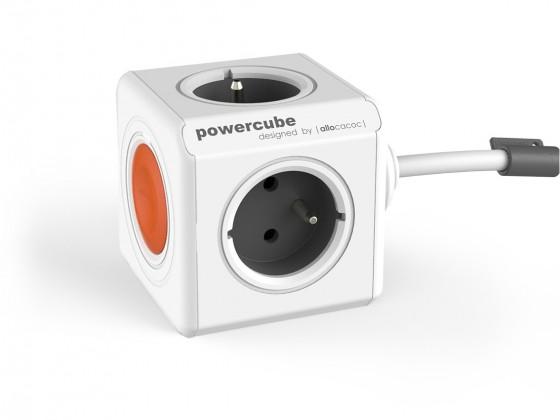 Zásuvky, rozdvojky PowerCube Extended Remote