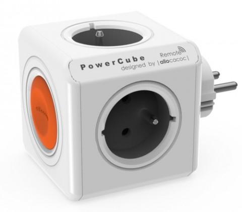 Zásuvky, rozdvojky PowerCube Original REMOTE