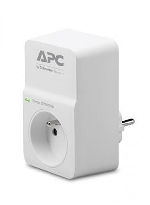 Zásuvky, rozdvojky Prepäťová ochrana APC