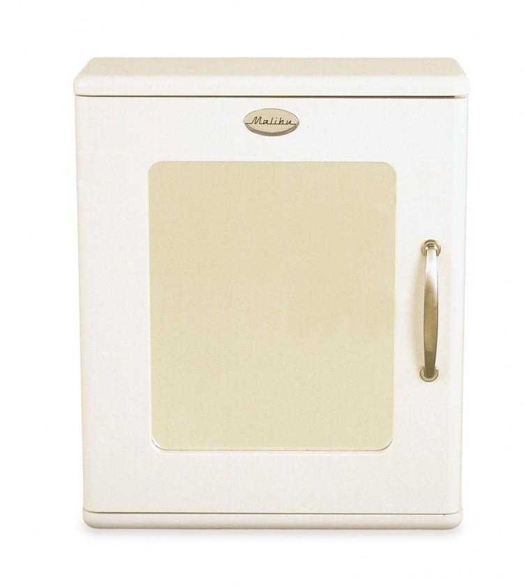 Závesná skrinka Malibu - Skrinka (biela)