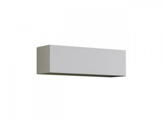 Závesná skrinka Strada C187 (eben perletově sivá)