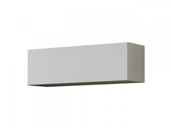 Závesná skrinka Strada C188 (eben perletově sivá)