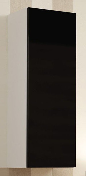 Závesná skrinka Vigo - Vitrína závesná, 1x dvere