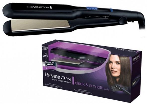 Žehlička na vlasy Remington S5520