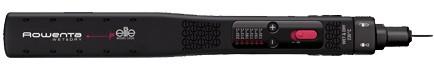 Žehlička na vlasy  Rowenta CF7322 D4 Elite