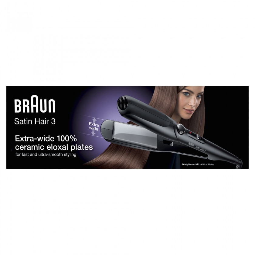 Žehlička na vlasy Žehlička na vlasy Braun ES1