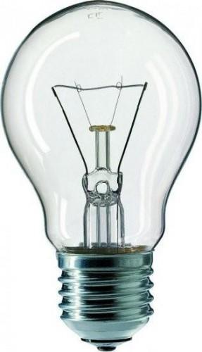 Žiarovka TES-LAMP ZTES100W, E27, 100W, číra