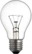 Žiarovka TES-LAMP ZTES60W, E27, 60W, číra
