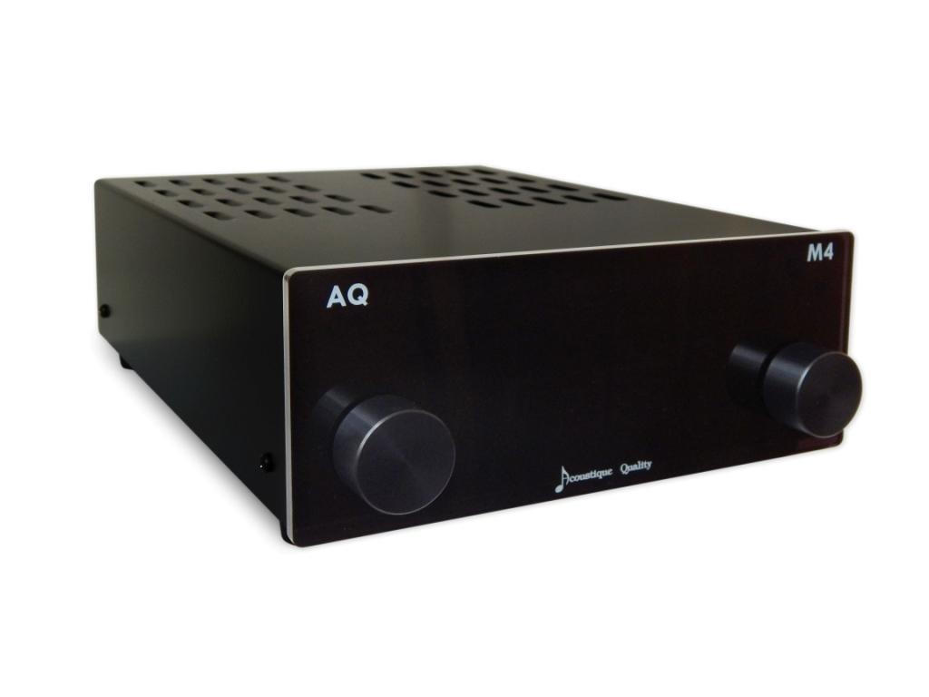 Zosilňovač Stereo zesilovač AQ M4