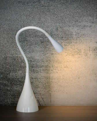 Zozy - lampička, 3W, LED (biela)