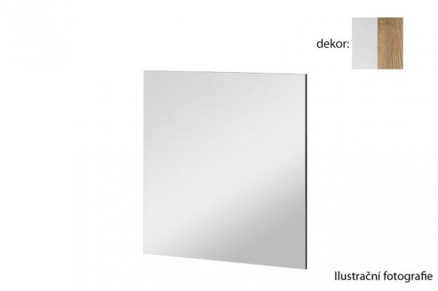 Zrkadlo Arya Typ 08(biela arctic/dub san remo rustic)