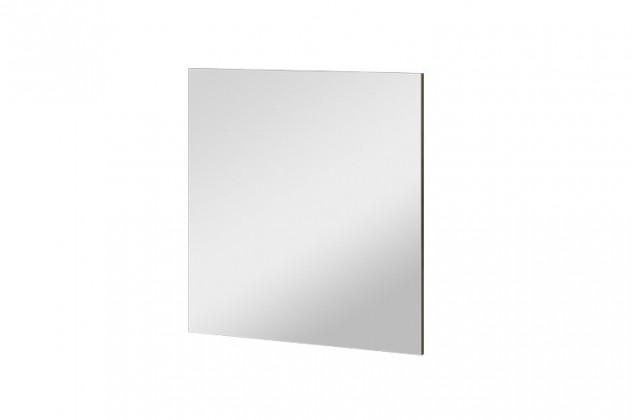 Zrkadlo Arya Typ 08(dub san remo pieskový/biela arctic vysoký lesk )
