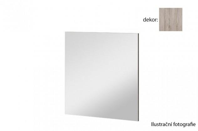 Zrkadlo Arya Typ 08(dub san remo pieskový/dub san remo pieskový)