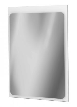 Zrkadlo do kúpeľne Zrkadlový panel 48 cm (biela vysoký lesk)