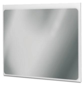 Zrkadlo do kúpeľne Zrkadlový panel 80 cm (biela vysoký lesk)