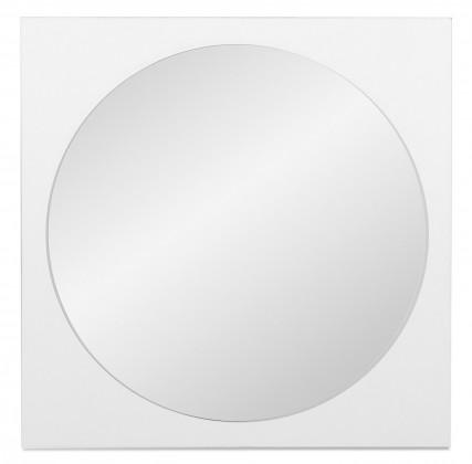 Zrkadlo GW-Gala - Zrkadlo, 49x49x3 (biela)