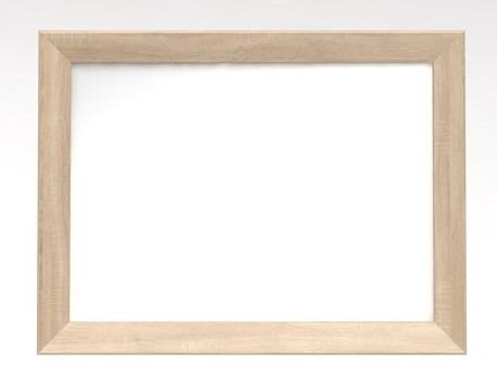 Zrkadlo Largo PLUS/11/8 (dub sonoma)