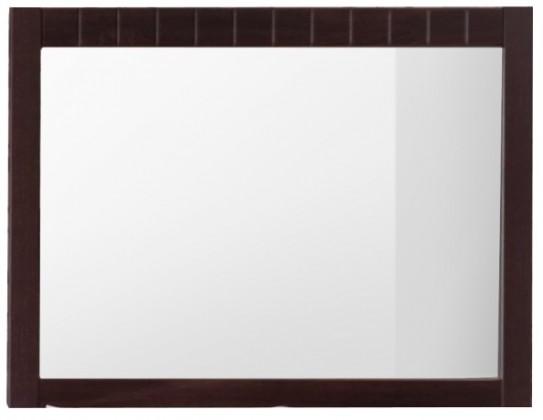Zrkadlo Tampere - Zrkadlo, závesné (schoko bardolino dub pílený)