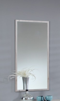 Zrkadlo Vicenza - zrkadlo (dub biely)