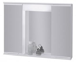 Zrkadlová skrinka 70x55, s osvetlením